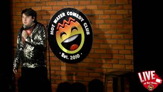 Tom Short LIVE at Hot Water Comedy Club