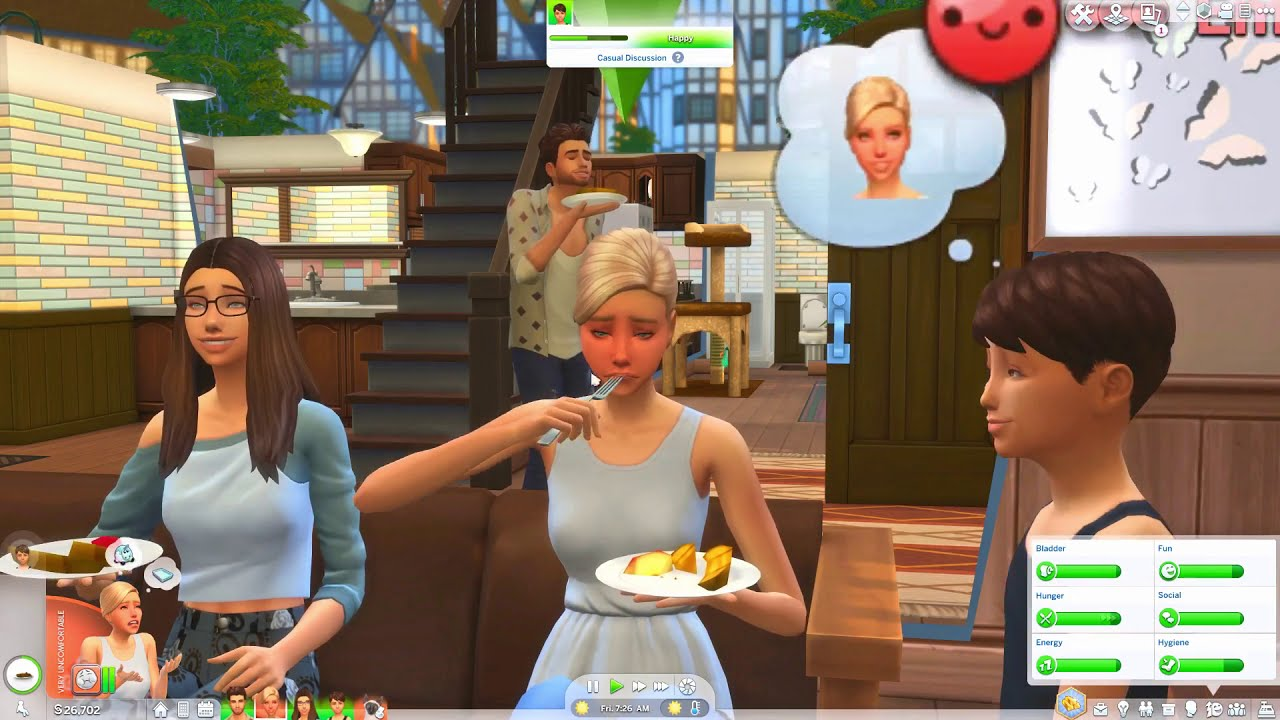 Slice Of Life Mod😱 // Get Drunk, Get Acne, Lose Teeth, Blush + More | The  Sims 4 - Mod Review  Fantayzia 22:01 HD
