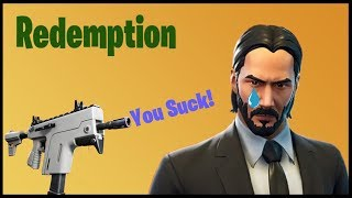 Fortnite: The Default Skin Redemption Story
