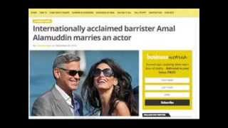 Things Amal Alamuddin Probably Owns Because She's the Most Woman Thumbnail