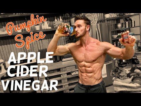 Holiday Fat Burner: Apple Cider Vinegar Drink Recipe