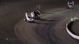 Lucas Oil ASCS at Devil's Bowl Sat Mar 18, 2017