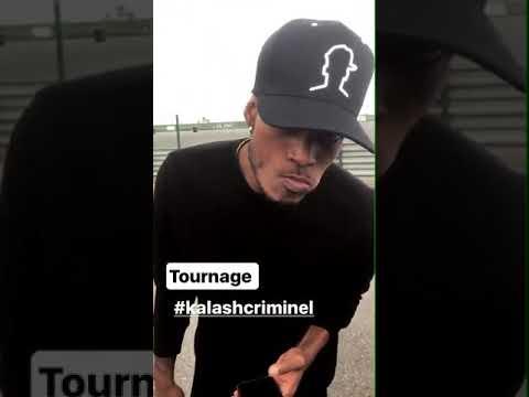 Kalash Criminel Feat Black M / Tournage