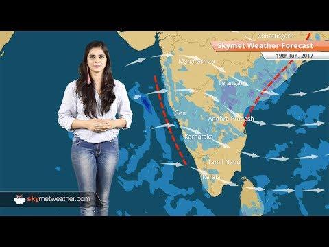 [Hindi] 19 जून - मौसम पूर्वानुमान:  दिल्ली, पंजाब, उत्तर प्रदेश में मॉनसून से पहले बढ़ेगी बारिश