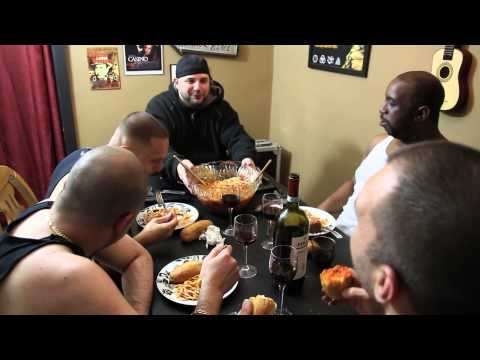 """BEHIND THE SCENES OF THE GODFATHERS VIDEO """"ONCE UPON A CRIME"""" - (KOOL G RAP & NECRO) #3"""
