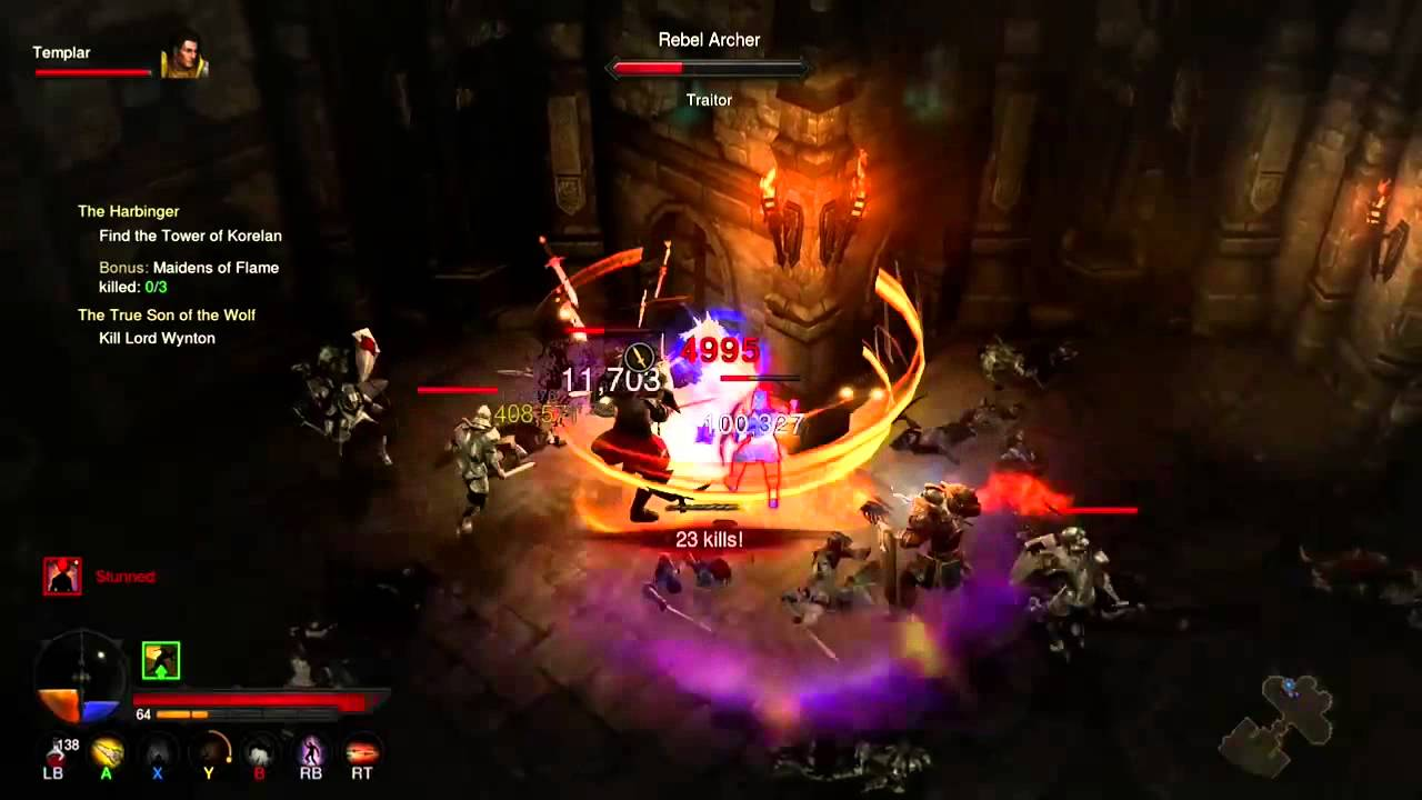 Diablo 3 Reaper of Souls Xbox One Review