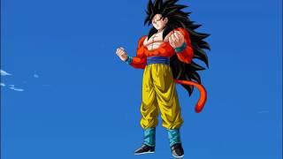 Goku  ssj5 ssj6