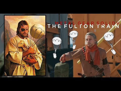 Metal Gear Solid V: The Fulton Train