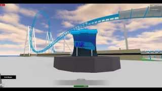 Roblox Big Wave Coaster - Full walkthough line!