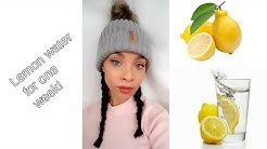 hqdefault - Drinking Warm Lemon Water For Acne