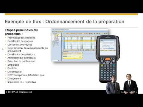 Séminaire en ligne : SAP Extended Warehouse Management (SAP EWM)