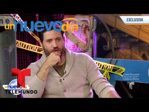 """Edgar Ramírez nos habla de su personaje en """"Bright""""  Un Nuevo Día  Telemundo"""