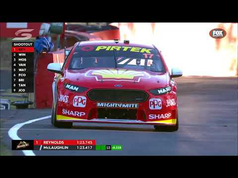 Scott McLaughlin Completes First 2.03 At Mount Panorama, Bathurst