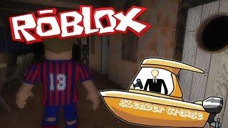 ROBLOX - THIS CRUISE SUCKS - Stop It, Slender! [Xbox One Gameplay]