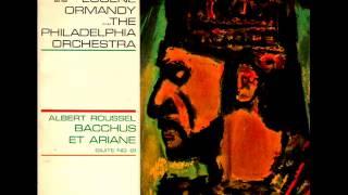 Roussel-Bacchus et Ariane: Suite no  2
