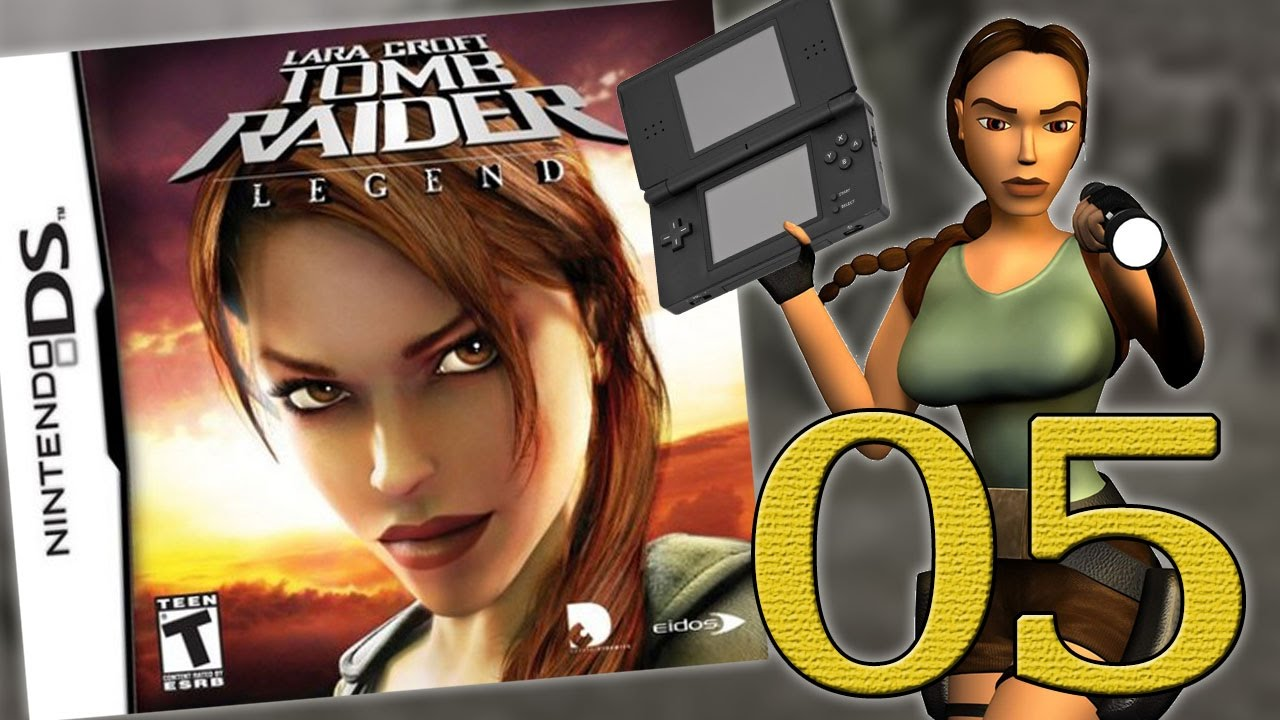 Tomb Raider Legend Nds Part 05 Let S Play Ger Fullhd Youtube