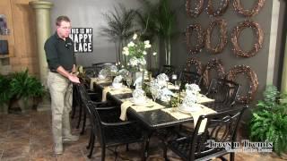Gensun Bel Air Patio Furniture Overview