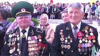 День Победы в Лисичанске