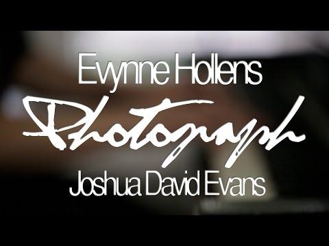"""Photograph"" By Ed Sheeran - Evynne Hollens & Joshua David Evans (cover)"
