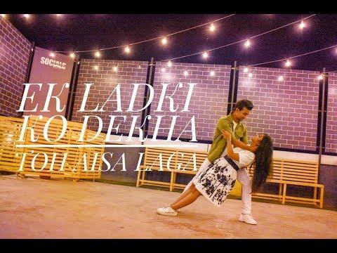 Ek Ladki Ko Dekha Toh Aisa Laga | Title Song | Bhargav Rajput Choreography