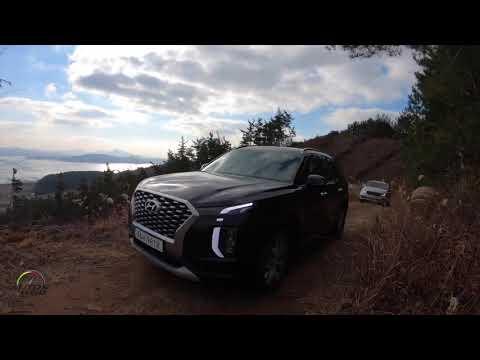 2020 Hyundai Palisade diesel 1st  off road Test Drive