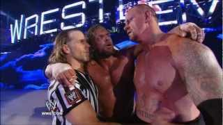 "WWE ""The End Of An Era"" 2012"