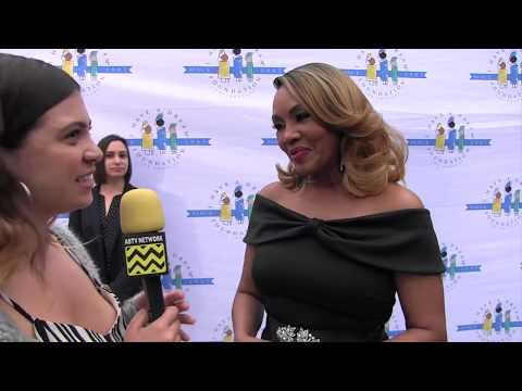 "Vivica A  Fox Discusses Female Empowerment at the ""I Have A Dream"" Foundation Dinner"