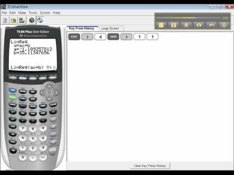 Ch 2 - Part 3 of 4 - Math 131 TI-83/84