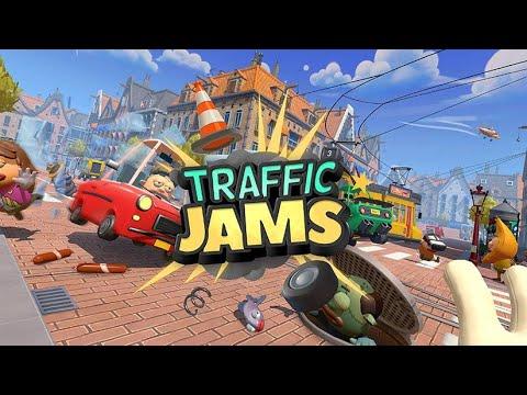 """Traffic Jams - Bande Annonce """"Multijoueur"""""""