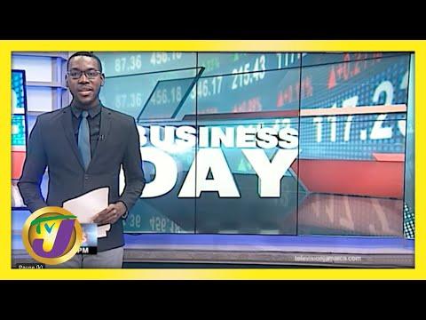 Jamaica's Financial Week   TVJ Business Day