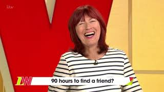 Does it Take 90 Hours to Make a Proper Friendship? | Loose Women