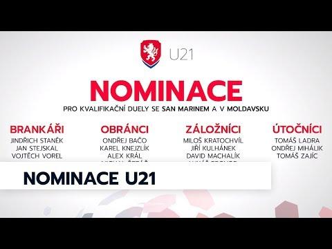 Nominace reprezentace U21