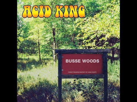 ACID KING - Busse Woods [FULL ALBUM] 1999 --LYRIC VIDEO--