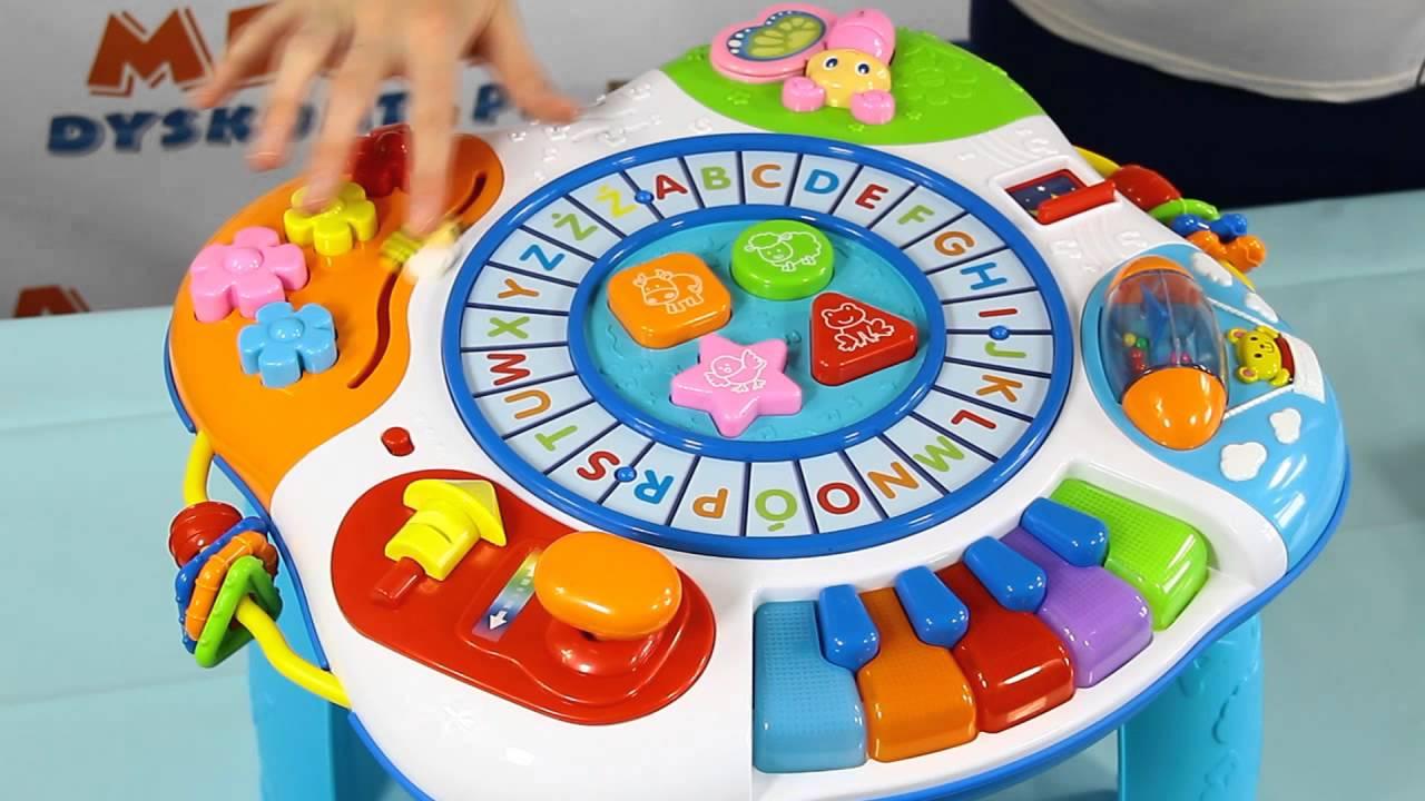 Muzyczny Stolik Edukacyjny Musical Learning Table Smily Play Anek Wwwmegadyskontpl