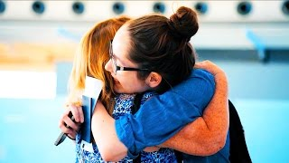 Mom sends daughter off to university in England (Hello Goodbye Episode 5)