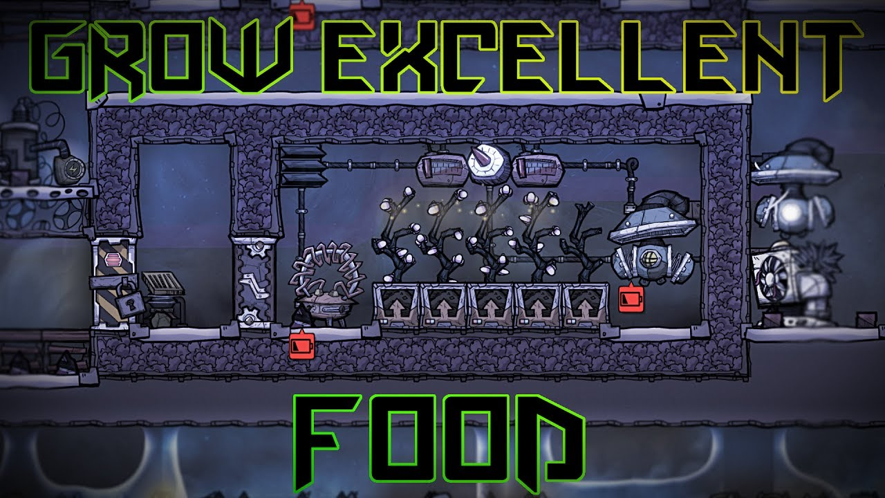 Farming And Cooking Tutorial Oxygen Not Included