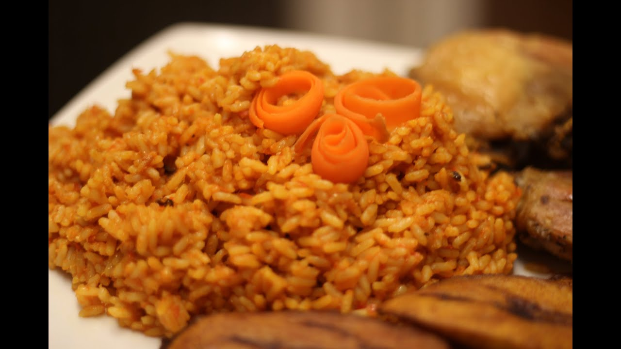 How to make jollof rice youtube youtube premium ccuart Gallery