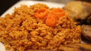 How to Prepare And Cook Jollof Rice – Nigerian Party Pleaser