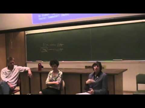 2009 April 22 (Conversations in the Disciplines)