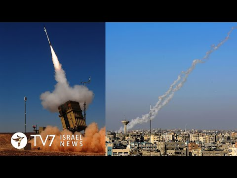Israel Vows To Pre-empt Iran' Attacks; Delivers Iron Dome System To US Army-TV7 Israel News 01.10.20