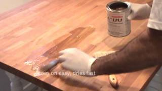 How To Restore A Wooden Table