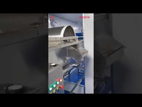 Vegetable Cutting And Washing Machine Vegetable Processing Line