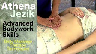 Athena Jezik - Belly Massage Therapy Techniques