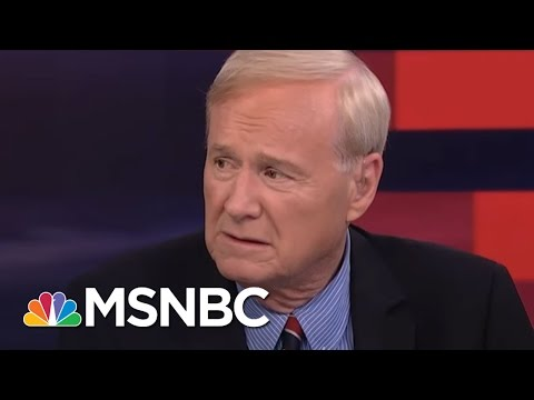 Maddow: President Donald Trump Disconnected From Own Policies | Rachel Maddow | MSNBC