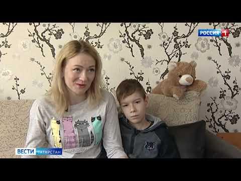 Паша Воробьев, 12 лет, детский церебральный паралич, укорочение и деформация левой ноги