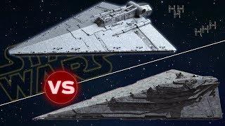 Praetor II Super Star Destroyer vs Resurgent Star Destroyer | Star Wars: Who Would Win