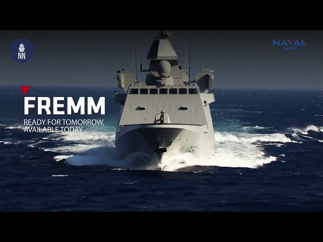 Naval Group Launches 'Lorraine', the Final FREMM Frigate for the French Navy