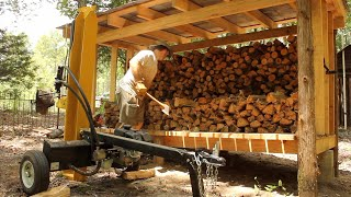 Homestead Firewood Production