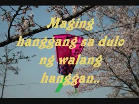 SA DULO NG WALANG HANGGAN by GARY VALENCIANO
