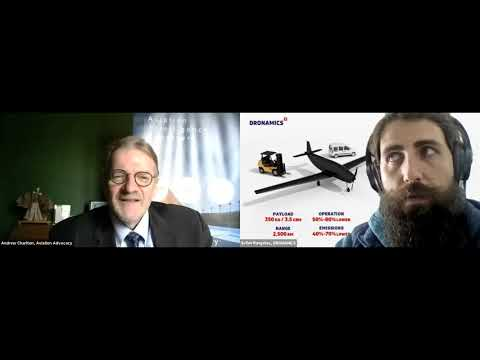 CIVATA Global's DG talks about the first drone delivery network in Europe.